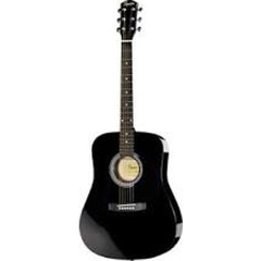 FENDER SQUIER SA 105 BLACK